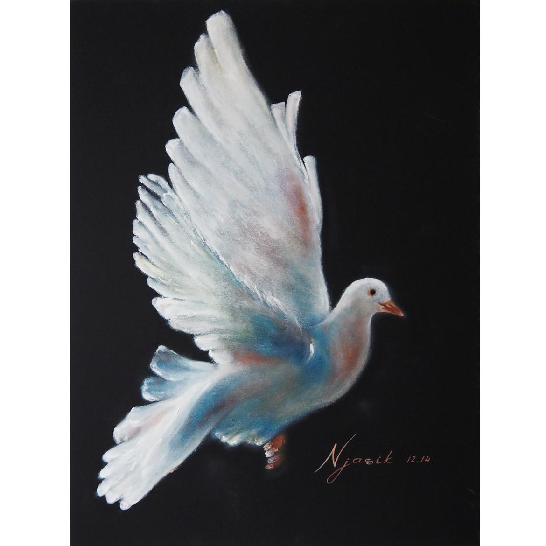 Piece dove