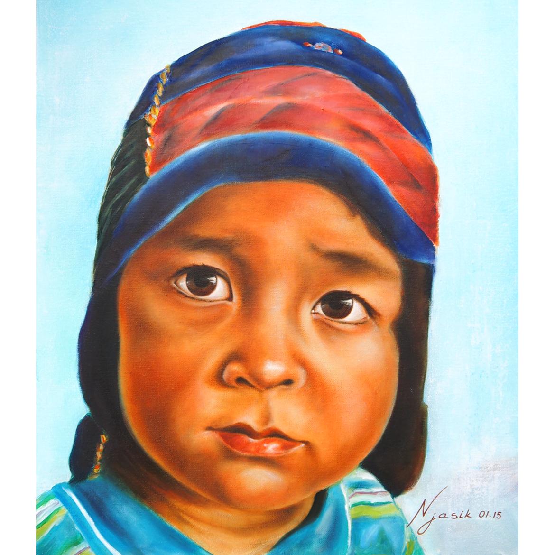 Turkmen boy